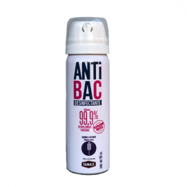 Desinfectante spray antibac (de cartera) 55cc