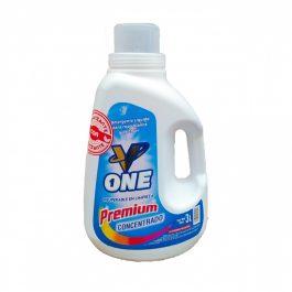 Detergente Premium Concentrado c/suavizante V One 3L