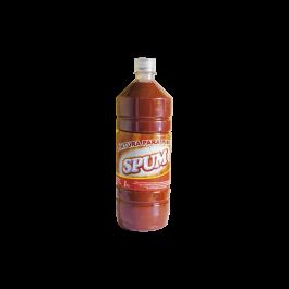 Cera pintura roja Spum 1 litro