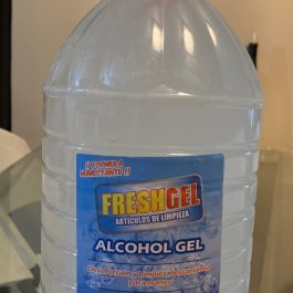 ALCOHOL GEL 5 LITROS