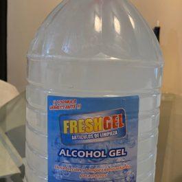 ALCOHOL GEL 5 LITROS