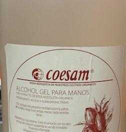 ALCOHOL GEL PARA MANOS PREMIUM 1 LITRO COESAM