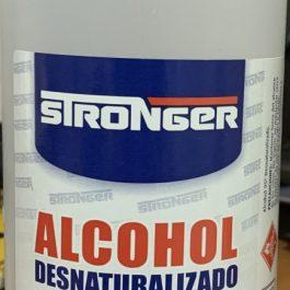 ALCOHOL DESNATURALIZADO 95º 1 LITRO