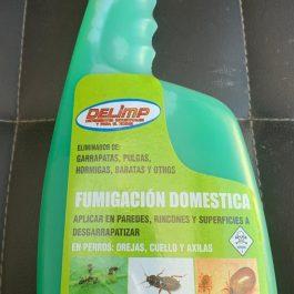 Fumigación Domestica